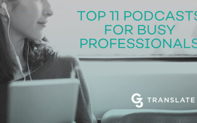 Top 11 Podcasts for Busy Professionals